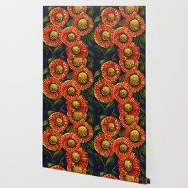 Feu D'Artifice Wallpaper