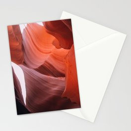 Red Tide Stationery Cards