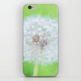 Dandelion - Just Woke Up Beauty iPhone Skin