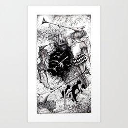 Tarot - The Judgement Art Print