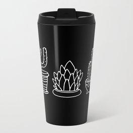 Plants in Pots Metal Travel Mug