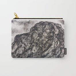 Grey Moutain by Gerlinde Streit Carry-All Pouch