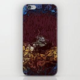 Mystic Haze iPhone Skin