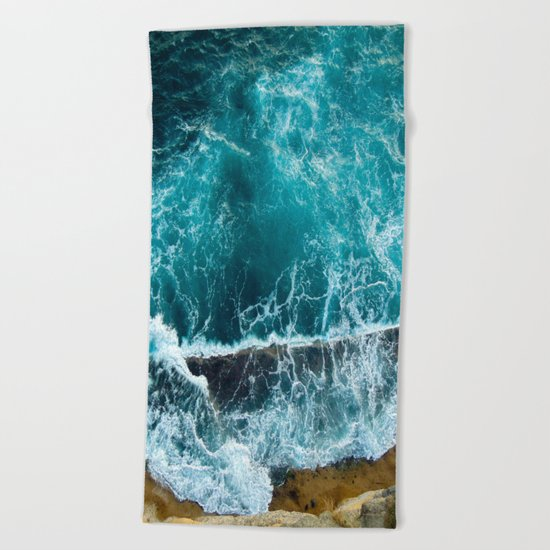 Amalfi coast, Italy 6 Beach Towel
