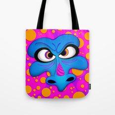 The Blue Dragon Tote Bag