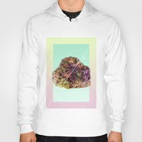 mineral Hoodies featuring Mineral Love by Danny Ivan