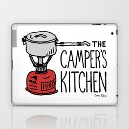 The Camper's Kitchen Laptop & iPad Skin
