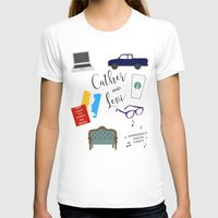 levi T-shirts featuring Cather and Levi by Book Spectacle