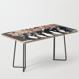 Faces of Bond Coffee Table
