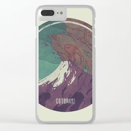 Cotopaxi Clear iPhone Case