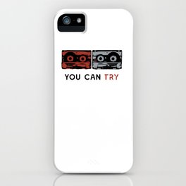 13 Reasons Why Merch iPhone Case