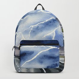 Thunderstorm en route Backpack