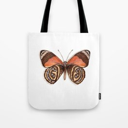 Butterflies: Figure-of-Eight Butterfly Tote Bag