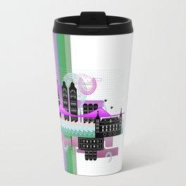 Istanbul aka Constantinopolis Travel Mug
