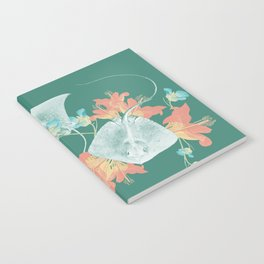 Lilies that sting Notebook