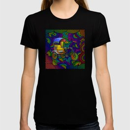 Psychedelic Rickshaw T-shirt