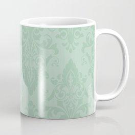 Winter Flowers Coffee Mug