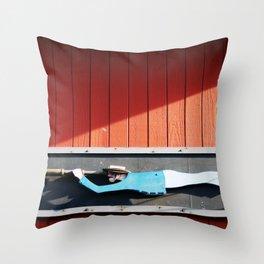 I Spy Throw Pillow