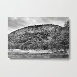 Garner Mountain Metal Print