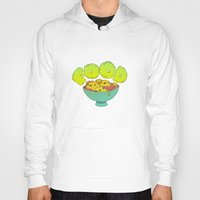 food Hoodies featuring Food  by Ashton Dame