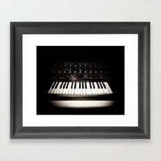 Electronica Framed Art Print