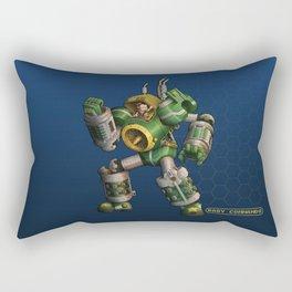 Baby Commando Rectangular Pillow