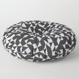 Girard Inspired Geometric Pattern Floor Pillow