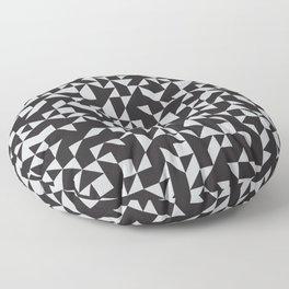 Girard Inspired Geometric Pattern Floor Pillow