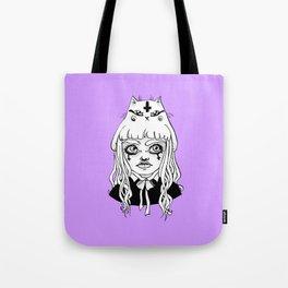 Gothikitty Tote Bag