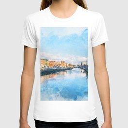 Dublin art #dublin T-shirt