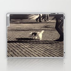 Out for a Walk Laptop & iPad Skin