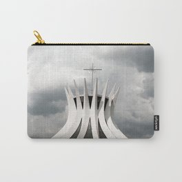 Cathedral   Brasília   Brazil Carry-All Pouch