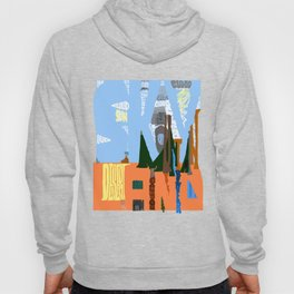 Picture Of Words Hoody