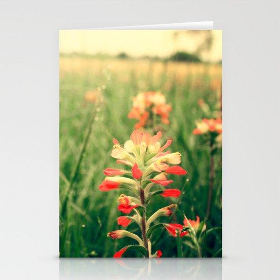 Wild flowers! Stationery Cards