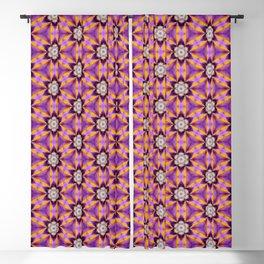 Floral Pattern 34 Blackout Curtain