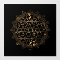 infinite Canvas Prints featuring Infinite by Zach Terrell