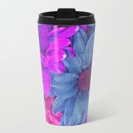 FLOWERS AND MUSIC Travel Mug