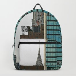 NYC - United Nations Backpack