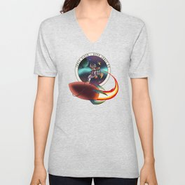Space Vixen - Wild Ride Unisex V-Neck