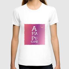 """""""Amapuchar"""" T-shirt"""