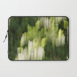 Green Hue Realm Laptop Sleeve