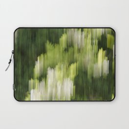 Green Hue Realm Laptop Sleeve