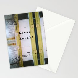 KNOCK KNOCK Stationery Cards