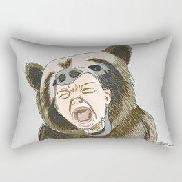 Tantrum Rectangular Pillow