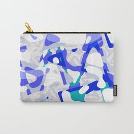 Paint Bloops, Ultra Violet Carry-All Pouch