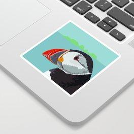 Lundefugl / Puffin Sticker