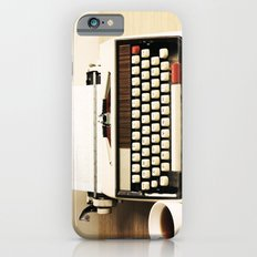 Tell Me A Story III iPhone 6s Slim Case