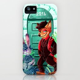 Judy Holmes  iPhone Case