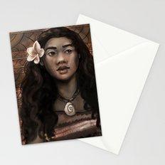 MOANA: Wahine nani Stationery Cards