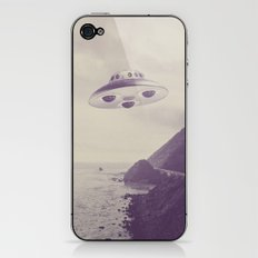 UFO iPhone & iPod Skin